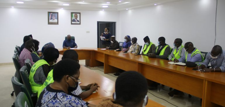 NEWMAP DUE DILIGENCE VISIT TO EDO